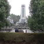 奉建塔(楠公六百年祭記念塔)です。