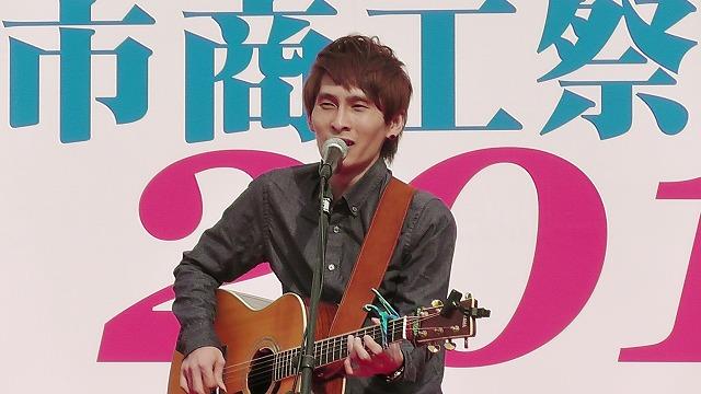 2015河内長野商工祭 奥河内 ONE LOVE FESTA@花の文化園×くろまろの郷