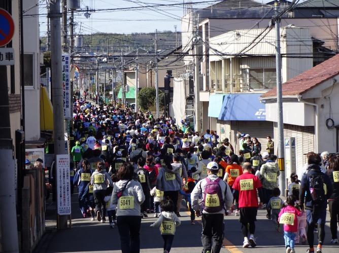第62回河内長野シティマラソン大会