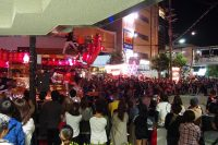 河内長野だんじり祭り「西代」のぶん回しの画像と動画です。