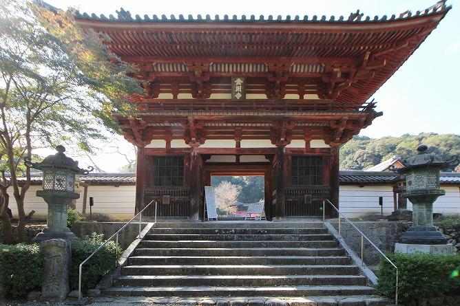 天野山金剛寺で300年ぶりに行われた金堂(重要文化財)の解体工事が完了しました。