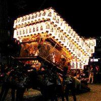 【360度パノラマ画像あり】2018年10月7日河内長野だんじり祭り河内長野駅前だんじりパレードです。
