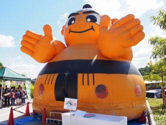 道の駅 奥河内くろまろの郷オープニングセレモニーとオープニングイベントが開催されました。