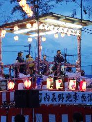 第15回地車ふれあい盆踊り大会