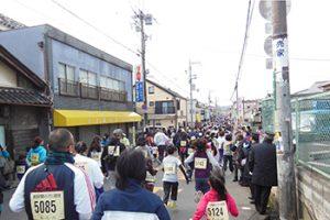 河内長野シティマラソン 参加者にやさしいコース!!