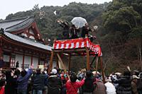 観心寺の節分星祭(2月)