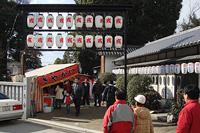 長野神社の長野戎(1月)