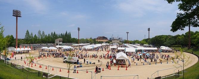 赤峰市民広場
