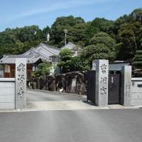 興禅寺,赤坂上之山神社