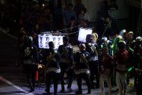 河内長野だんじり祭り「育成会」のぶん回しの画像です。