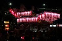 河内長野だんじり祭り「喜多」のぶん回しの画像と動画です。